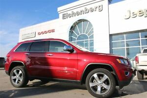 2015 Jeep Grand Cherokee Limited *PREMIUM LEATHER*