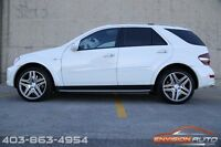 2009 Mercedes-Benz ML63 AMG - Airmatic - Only 61kms