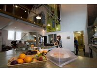 Spoke & Co, Lady Bay, Nottingham - need an experienced cook to support our chef in a busy kitchen