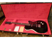 Jerry Jones US Made Boutique, Single-Cutaway, Short-Horn, Vintage, Danelectro-style guitar