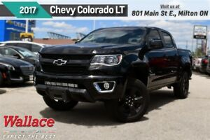2017 Chevrolet Colorado LT/1-OWNR/V6/4WD/NAV/CLN HSTRY/CAMRA