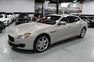 2014 Maserati Quattroporte S Q4 | LOCAL CAR | CLEAN CARPROOF