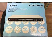 Matsui DVD Player - Region Free