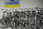 Tweedehands Gazelle damesfietsen