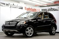 2011 Mercedes-Benz M-Class ML350 BlueTEC 4MATIC Toit Ouvrant Blu