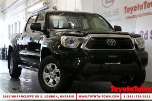 2015 Toyota Tacoma 4x4 V6 DOUBLE CAB SR5 POWER PACKAGE