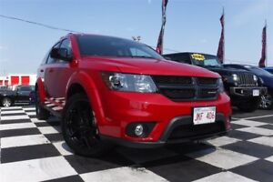 2017 Dodge Journey SXT | Blacktop Edition | Touch Screen |