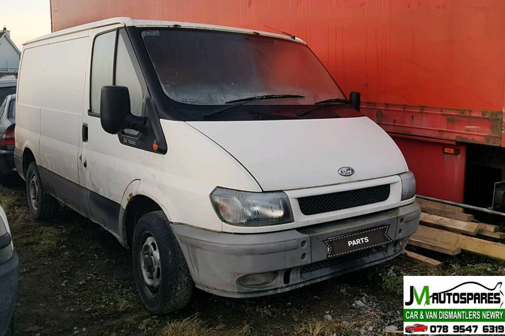 01-14 Ford Transit 2.0 2.2 2.4 ***PARTS AVAILABLE ONLY JM