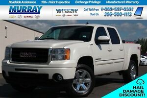 2013 GMC Sierra 1500 SLT*HAIL DAMAGE ($2200)*