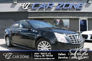 2012 Cadillac CTS LUXURY AWD, PANOROOF, LOW PAYMENT