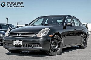 2005 Infiniti G35 AWD Luxury