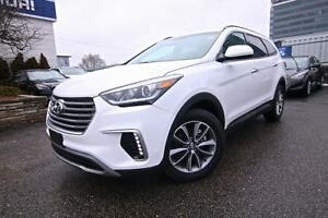 2017 Hyundai Santa Fe XL BACKUP CAMERA, BLUETOOTH, HEATED SEATS,