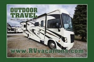 2018 FOREST RIVER FR3 30DSF Class A Motorhome