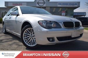 2006 BMW 7 Series i  *Leather,Navigation,Heated & Cooled front s