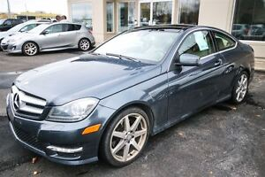 2013 Mercedes-Benz C-Class C 350 4MATIC Avantgarde  TOIT PANORAM