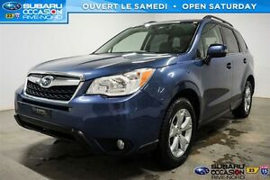 2014 Subaru Forester Limited EyeSight® NAVI+CUIR+TOIT.OUVRANT