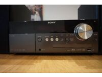 Sony all in one stero, ipod dock, DAB, CD, FM
