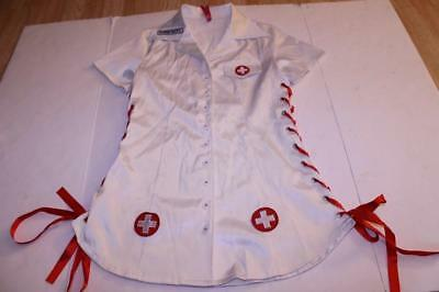 Women's Nurse Nicky  M Halloween Costume Seven 'til Midnight](Seven Til Midnight Halloween Costumes)