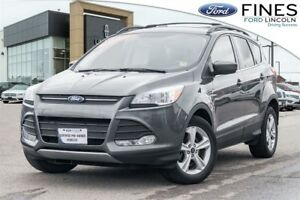 2015 Ford Escape SE - FORD CERTIFIED WITH RATES FROM 1.9% APR