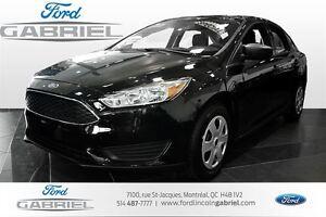2015 Ford Focus s sedan