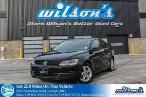2014 Volkswagen Jetta COMFORTLINE SUNROOF! HEATED SEATS! CRUISE