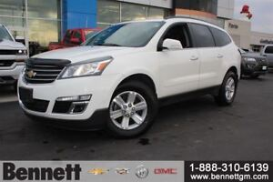 2013 Chevrolet Traverse 1LT- Heated Seats, Trailering Pack, Remo