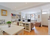 Charming 3 bedroom house - Parsons Green - Available 23/11