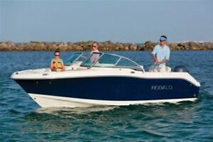 2017 Chaparral Robalo R207