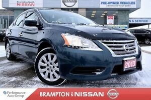 2013 Nissan Sentra 1.8 S *Bluetooth,Traction,Eco/Sport mode*