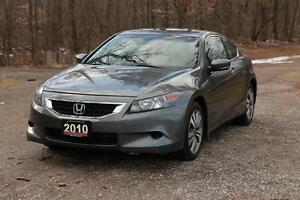 2010 Honda Accord EX-L | ONLY 71K | CERTIFIED + E-Tested