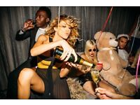 Party promoters needed for West End & Mayfair Clubs - up to GBP 100 a night !!