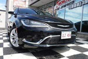 2015 Chrysler 200 Limited | Backup Camera | Heated Seats