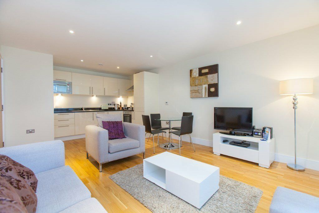 Luxury 1 Bed Denison House Lanterns Way E14 Canary Wharf South Quay Docklands Limehouse Bank St