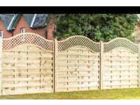 European fence panel,Neris Garden Gate fencing panel tanalised