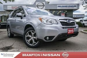 2015 Subaru Forester 2.5i Touring Package w/Technology Pkg Optio