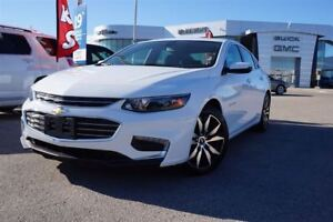 2017 Chevrolet Malibu LT | Sunroof | Nav | Heated Seats