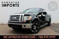 2011 Ford F150 LARIAT SUPERCREW 4X4 ECOBOOST | WE APPROVE EVERYO
