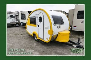 2015 LITTLE GUY TAB T@BS Ultralite Teardop Trailer