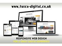 Responsive Web Design for Small Businesses & Social Media Advise