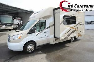 2018 Thor Motor Coach Compass 23TK 1 extensions B+ ! Ford Transi