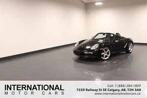 2005 Porsche Boxster BLOWOUT PRICING!!