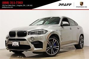 2017 BMW X6 M 1 Owner | Accident Free