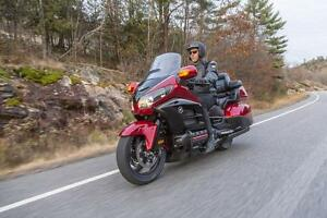 2015 Honda Gold Wing GL1800ADS Airbag 40th Anniversary Ed. Kitchener / Waterloo Kitchener Area image 4