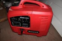 Honeywell 2000i gas inverter generator