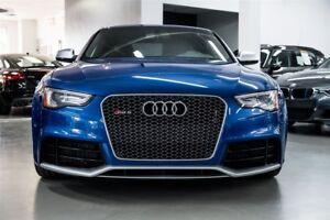2013 Audi RS 5 4.2 V8 CARBON - CERTIFIED Extended Warranty