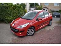 Peugeot 207 1.4 HDI/£30 road tax