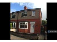 3 bedroom house in Beville Street, Stoke-On-Trent, ST4 (3 bed)
