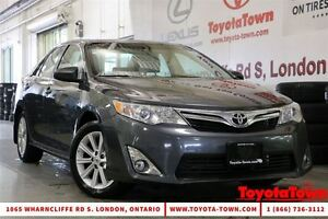 2013 Toyota Camry XLE LEATHER NAVIGATION