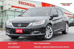2014 Honda Accord Touring V6 | Automatic