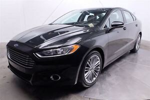 2013 Ford Fusion SE ECOBOOST MAGS TOIT OUVRANT CUIR NAVIGATION